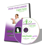 PCOS Challenge Expert Series Workshop CD - Eating Disorders and PCOS