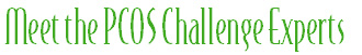 PCOS Challenge Experts